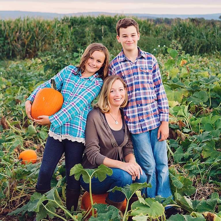 Spend a day in the U-pick pumpkin patch!